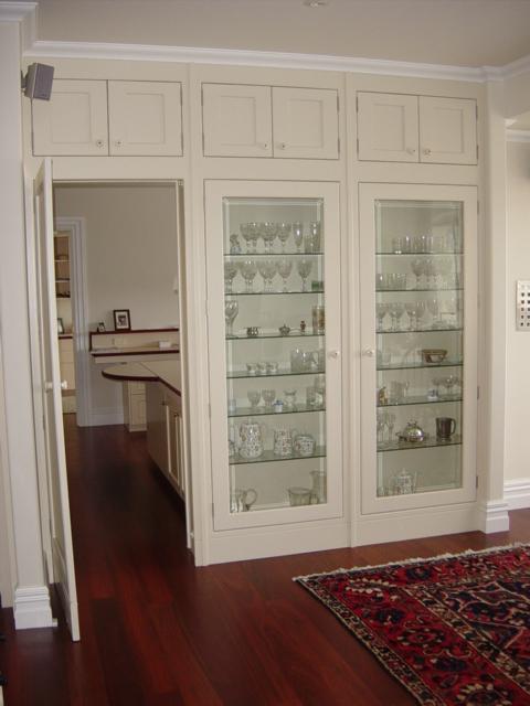 10 Hidden Cabinet Door To Office Wooden Earth Creations Ltd