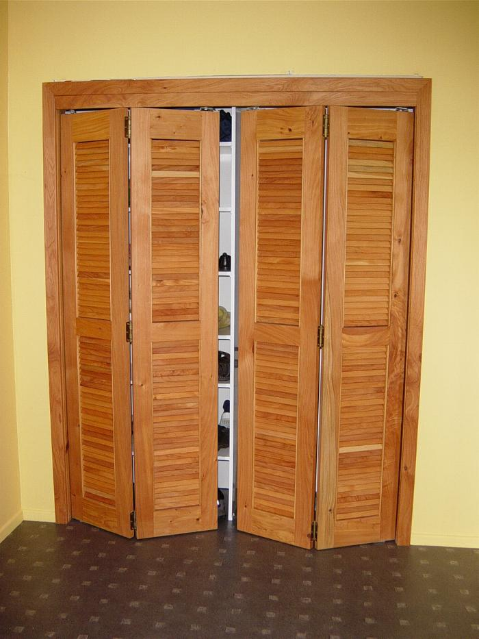 Wonderful Wooden Slat Cupboard Doors Pictures Exterior Ideas 3d