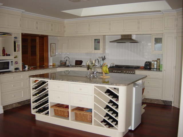 1a English country kitchen overview