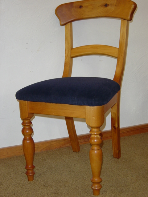 3 Colonial country chair- Kauri