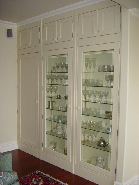 9 Glass Door Kitchen Cabinet Wooden Earth Creations Ltd