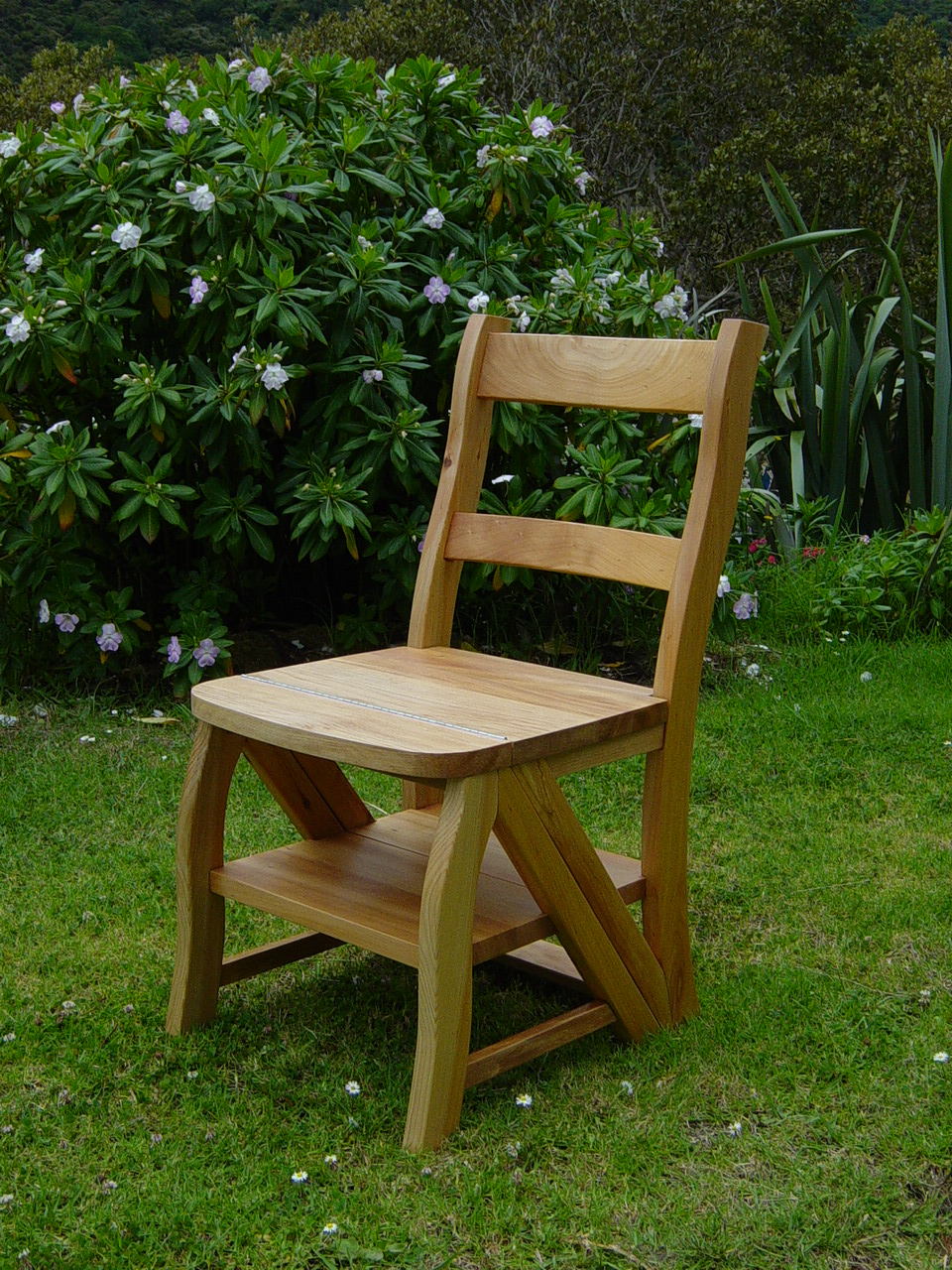 Kauri library chair