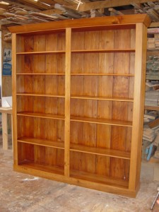 Bookshelves and Entertainment units - Wooden Earth Creations Ltd.