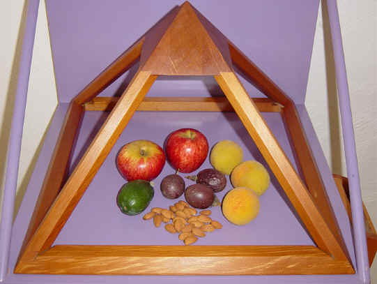Fresh fruit can be treated overnight or stay for longer periods (if not too ripe)